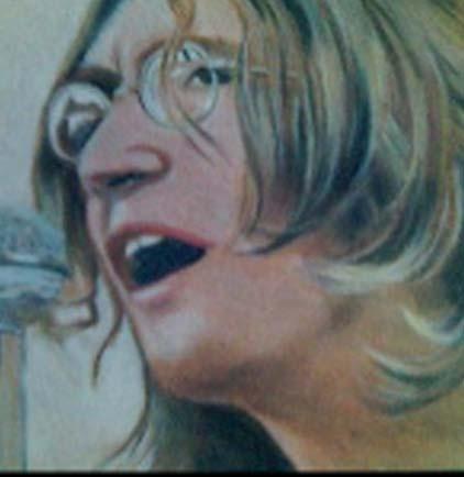 John Lennon por Navalles